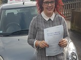 Chantal - Hiya Ray, just wanted to say thank you again for teaching me how to drive and helping me to pass my test!! I had 2 driving instructors before and they where both rubbish compared to you.  Wish you all the best of luck in life and thankyou again.